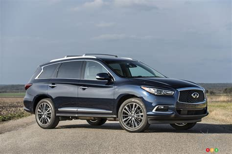 2016 Infiniti Qx60 3.5 Checks All The Right Boxes