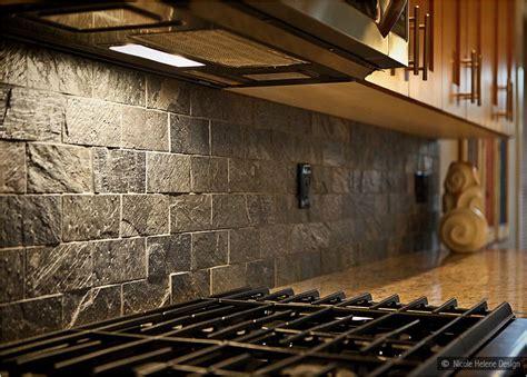 slate kitchen backsplash quartzite slate subway backsplash tile