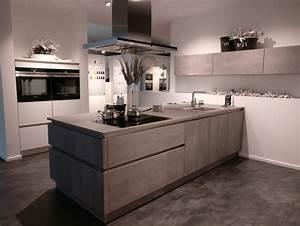 Küche In Betonoptik : bodenbel ge k che in betonoptik ~ Michelbontemps.com Haus und Dekorationen