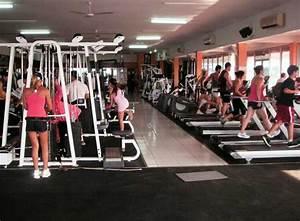 Une salle de musculation moderne et peu cher à Bali