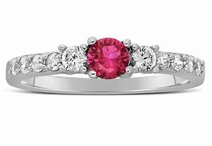 Pink sapphire wedding ring inspiration navokalcom for Pink sapphire wedding rings