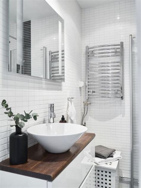 farmhouse bathrooms ideas 66 serene scandinavian bathroom designs comfydwelling com