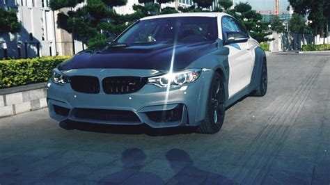 8 Series Coupe Modification by Bmw 4 Series F32 428i Modification Mlv Widebody