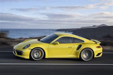 Volante Porsche 911 Turbo S Porsche 911 La Nuova Generazione Di Turbo Cavalli Vapore