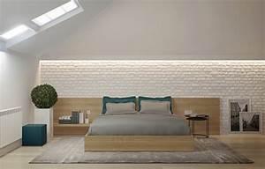 attic-bedroom-design Interior Design Ideas