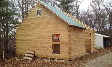 24x24 with Loft Stoney style Small Cabin Forum (1)