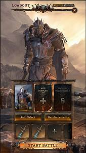 Concept Ui And Art Of Rpg Game For Mobile On Behance