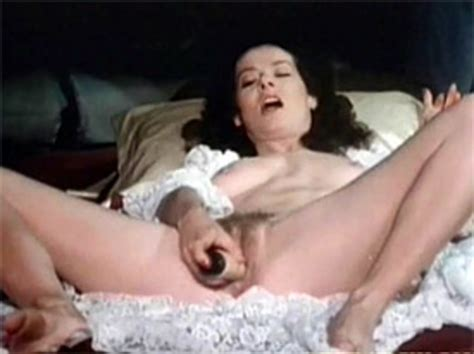 Veronica Hart Working Her Vibe In And Out Of Hairy Pussy Xxx Dessert