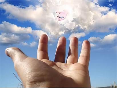 Reaching Hand God Gods Photoshop Pxleyes Score