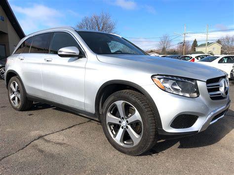 It's offered in four trim levels. Nadeau Automobiles | Mercedes-Benz GLC GLC 300 AWD 2.0L Caméra 2017 d'occasion à vendre à St ...