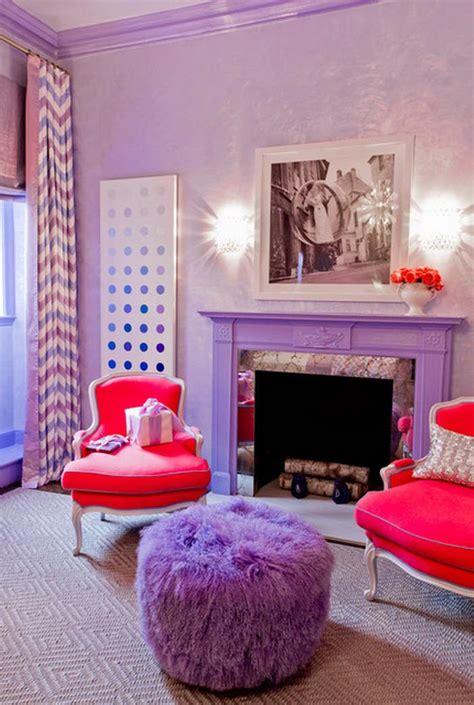 deco chambre violette la chambre violette en 40 photos