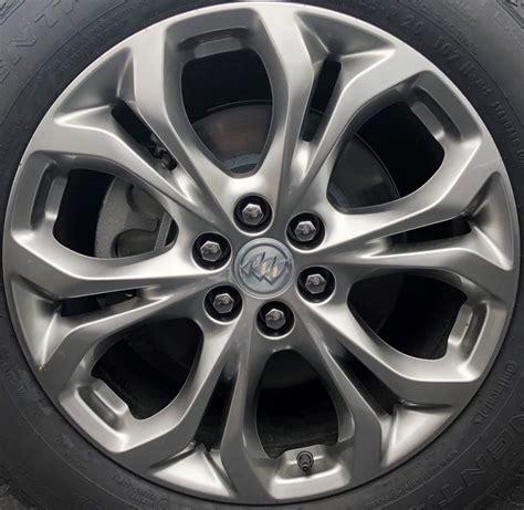 buick enclave  oem wheel   oem