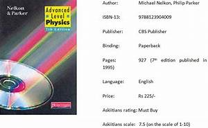 Download Nelkon And Parker Physics Textbook Pdf