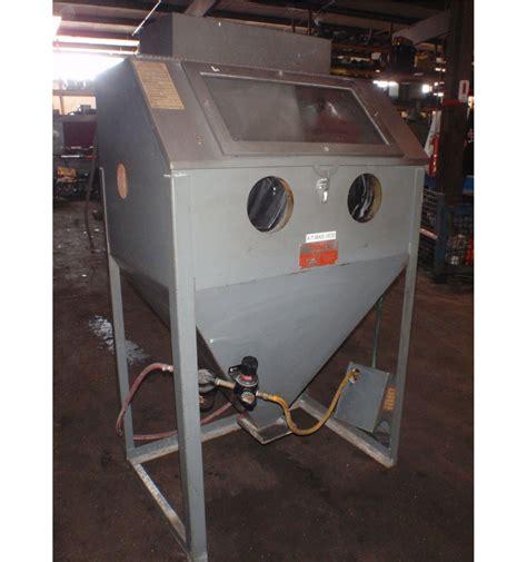 trinco blast cabinet 36bp trinco sand blast cabinet btm industrial