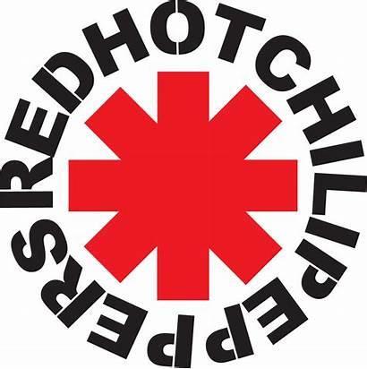 Chili Peppers Band Rock American Logonoid
