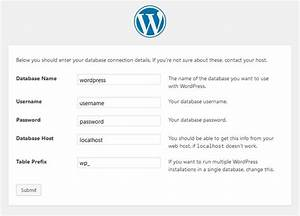Manual Installation Guide For Wordpress On Reseller