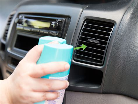 How to Eliminate Odor from a Car Air Conditioner: 14 Steps