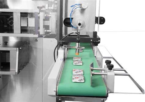 excel smart blister packaging machine ima group
