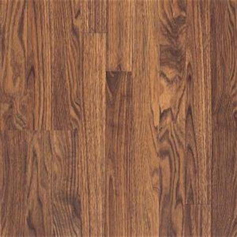 pergo presto pergo presto colby walnut 8 mm thick x 7 5 8 in wide x 47 1 2 in length laminate flooring 20