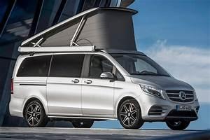 Marco Polo Mercedes : mercedes rivals the vw california with marco polo ~ Melissatoandfro.com Idées de Décoration