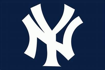 Yankees York Coloring Logos Pages Smith Yankee
