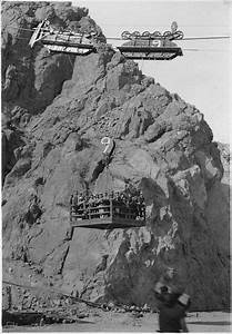 These Amazing Vintage Pictures Show How The Hoover Dam Was
