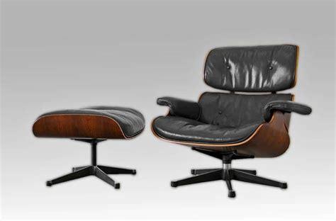 fauteuils charles eames fauteuil lounge chair de charles eames le magazine de proantic