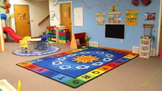 Church Nursery Rugs by Young Blessings Preschool Our Classroom