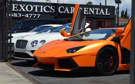 Lamborghini Aventador Rental Los Angeles Las Vegas