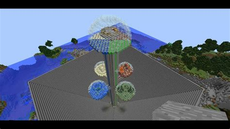 minecraft building ideas  hemisphere tower youtube