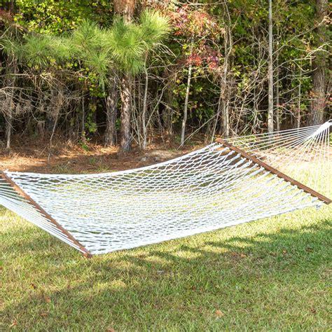 Polyester Hammock by Small Polyester Rope Hammock Hatteras Hammocks