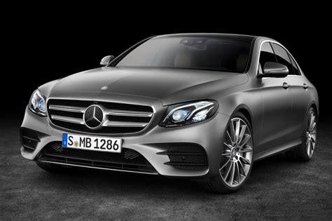 new mercedes e class unveiled at 2016 detroit motor