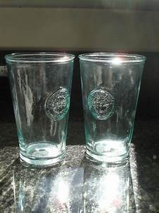 Recycled Authentic Tumbler Glasses - set of 6 - Natural