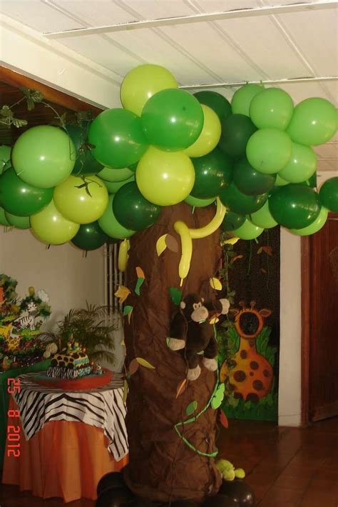 1000+ Images About Monkey Party Ideas On Pinterest