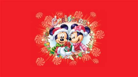 merry christmas mickey mouse wallpaper minnie mouse wallpapers hd pixelstalk net