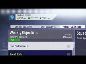 COMPLETING WEEKLY OBJECTIVES! - YouTube