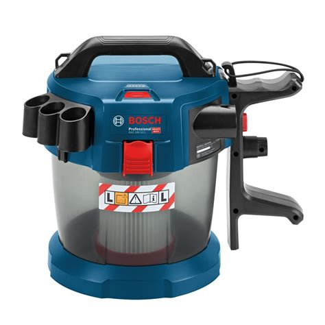 gas 18v 10 l bosch gas 18 v 10 l professional cordless dust extractor only powertool world
