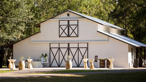 Barn Fl by The White Barn In Brooksville Fl