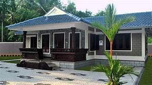 Low Cost Kerala Homes Designed Buildingdesigners Chelari ...