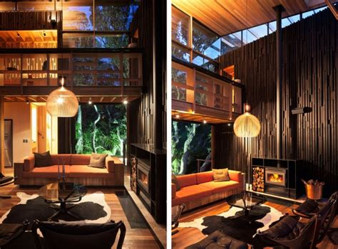 cozy home interior design cozy modern house of wood digsdigs