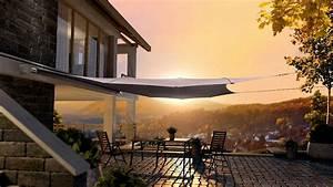Sonnenschutz Terrasse Seitlich : sonnensegel sonnen k nig ~ Sanjose-hotels-ca.com Haus und Dekorationen