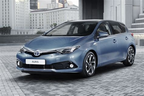 refreshed toyota auris receives   liter turbo