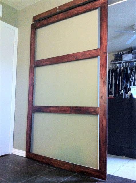 Diy Closet Sliding Door
