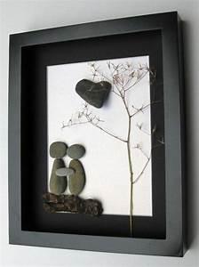 Fotos An Wand Kleben : 26 unglaubliche fotos kieselsteine art ~ Lizthompson.info Haus und Dekorationen
