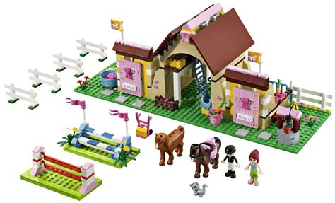 Lego Friends Heartlake Stables 3189  My Lego Style