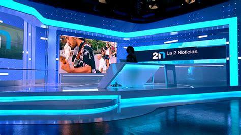 La reinvención de La 2 Noticias: a las 20:30 y será