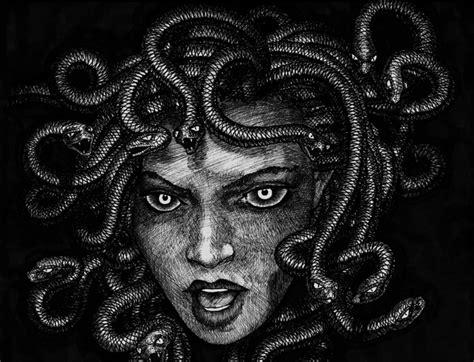 Medusa | MythOrTruth.Com - Mythical Creatures, Beasts and ...