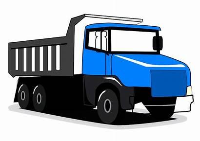 Truck Clipart Clip Lorry Cliparts Clipartpanda Vector