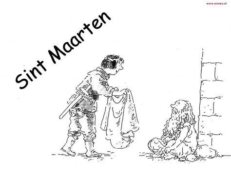Kleurplaat Maarten Luther by Verhaal Sint Maarten Zoeken Riders En