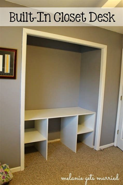 Best 20+ Closet Desk ideas on Pinterest